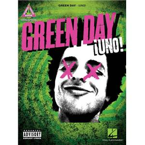 GREEN DAY - 21ST UNO GUITARE TAB.