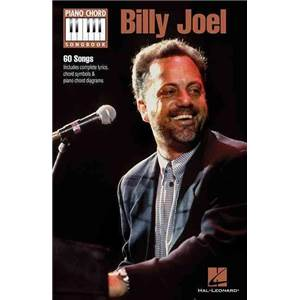 JOEL BILLY - PIANO CHORD SONGBOOK 60 SONGS