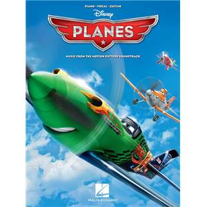 MANCINA MARK - PLANES MUSIC FROM THE MOTION PICTURE SOUNDTRACK P/V/G