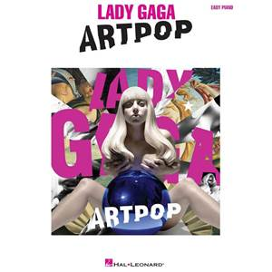 LADY GAGA - ARTPOP EASY PIANO
