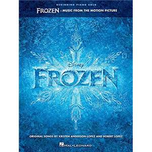DISNEY - FROZEN (REINE DES NEIGE) MUSIC FROM THE MOTION PICTURE SOUNDTRACK BEGINNING SOLO