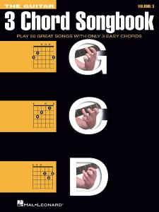 COMPILATION - 3-CHORD SONGBOOK : VOLUME 3 G-C-D