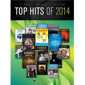 COMPILATION - TOP HITS OF 2014 P/V/G