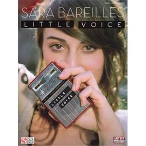 BAREILLES SARA - LITTLE VOICES P/V/G
