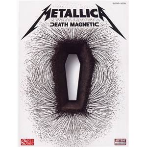 METALLICA - DEATH MAGNETIC VOIX GUITARE TAB.