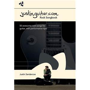 COMPILATION - JUSTINGUITAR.COM ROCK SONGBOOK 50 CLASSIC SONGS TO LEARN GUITAR