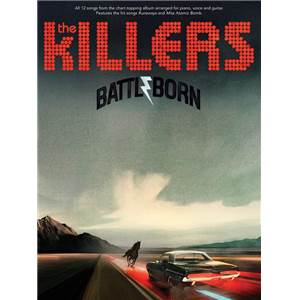THE KILLERS - BATTLE BORN P/V/G
