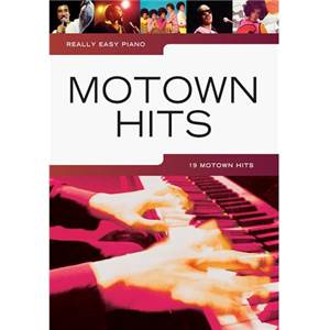 COMPILATION - REALLY EASY PIANO MOTOWN HITS