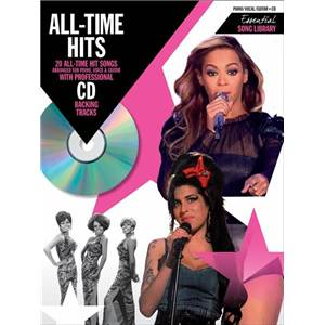 COMPILATION - ESSENTIAL SONG LIBRARY : ALL TIME HITS + CD