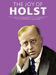 HOLST - JOY OF HOLST PIANO