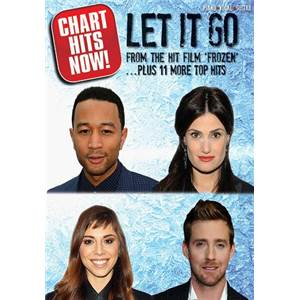 COMPILATION - LET IT GO + 11 MORE HITS P/V/G