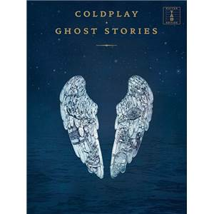 COLDPLAY - GHOST STORIES GUITAR TAB.