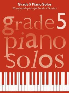 COMPILATION - PIANO GRADED PIECES GRADE 5