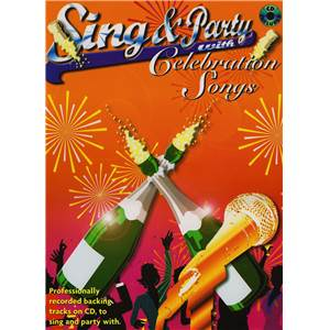 COMPILATION - SING AND PARTY CELEBRATION + CD