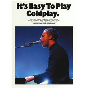 COLDPLAY - IT'S EASY TO PLAY