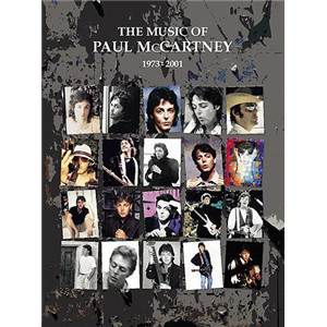 MCCARTNEY PAUL - THE MUSIC OF 1973 2001 P/V/G