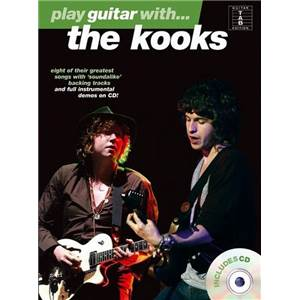 THE KOOKS - PLAY GUITAR WITH + CD