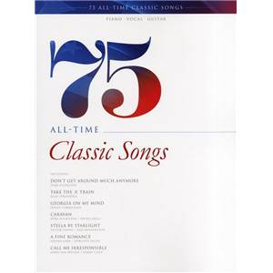 COMPILATION - 75 ALL TIME CLASSIC SONGS P/V/G