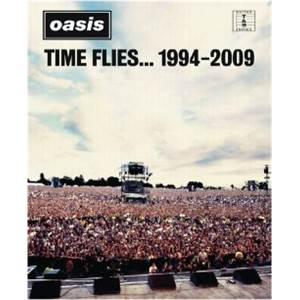 OASIS - TIME FLIES 1994 2009 GUIT. TAB. DISPO LE 01/07/2010