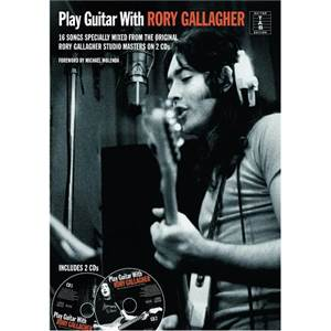 GALLAGHER RORY - PLAY GUITAR WITH + 2CDS