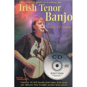 O'CONNOR GERRY - COMPLETE GUIDE TO LEARNING TENOR BANJO + CD