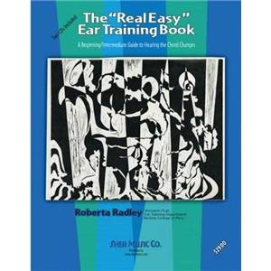 RADLEY ROBERTA - THE REAL EASY EAR TRAINING VOL.GUIDE TO HEARING THE CHORD CHANGES + 2CDS