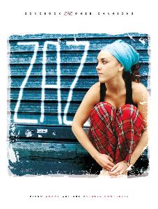 ZAZ - ALBUM EPONYME ZAZ PARTITION PIANO VOIX GUITARE P/V/G