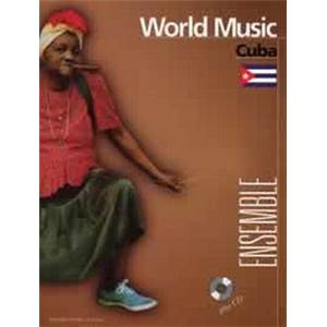COMPILATION - WORLD MUSIC CUBA CONDUCTEUR ET PARTIES + CD