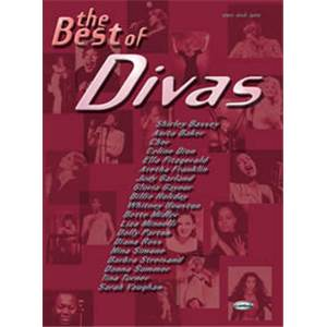 COMPILATION - BEST OF ALBUM DIVAS P/V/G