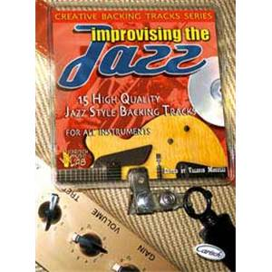 MORELLI VALERIO - IMPROVISING THE JAZZ + CD