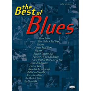 COMPILATION - BEST OF BLUES GUITAR TABLATURES