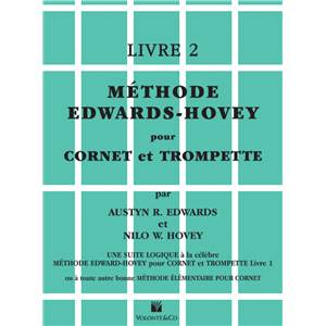 EDWARDS/HOVEY - METHODE POUR CORNET OU TROMPETTE VOL.2