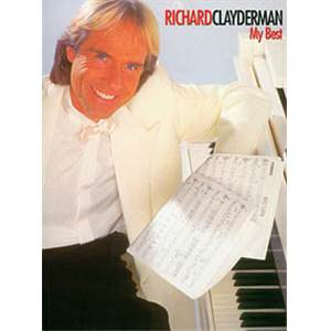 CLAYDERMAN RICHARD - MY BEST PIANO SOLO