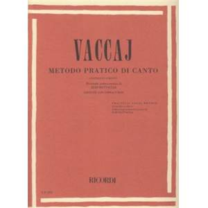 VACCAI NICOLA - METHODE PRATIQUE CONTRE ALTO / BASSE (BATTAGLIA) + CD
