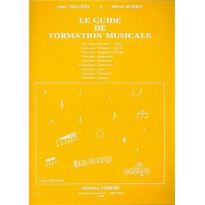 TRUCHOT A/MERIOT M - GUIDE FORMATION MUSICALE VOL.6 ELEMENTAIRE 2