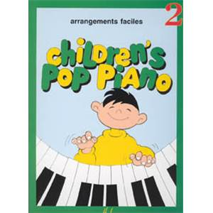 HEUMANN HANS GUNTER - CHILDREN'S POP PIANO VOL.2