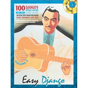 REINHARDT DJANGO - EASY DJANGO VOL.3 + CD