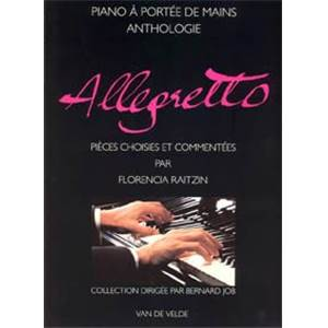 RAITZIN FLORENCIA - ALLEGRETTO - PIANO