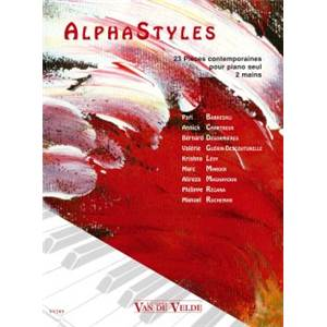 COMPILATION - ALPHASTYLES - PIANO