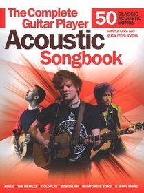 The Complete Guitar Player - Acoustic Songbook