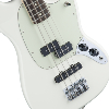 BASSE FENDER OFFSET MUSTANG BASS PJ OLYMPIC WHITE 0144050505