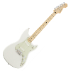 GUITARE ELECTRIQUE FENDER OFFSET DUO SONIC MN VINTAGE WHITE 0144012580