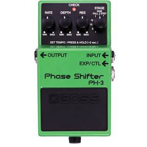 PEDALE D'EFFETS BOSS PH 3 PHASE SHIFTER