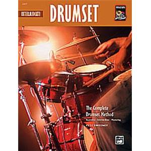 SWEENEY PETE - DRUMSET METHOD INTERMEDIATE + CD