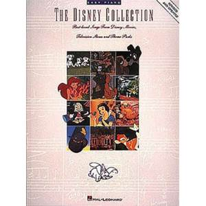 DISNEY - EASY PIANO COLLECTION