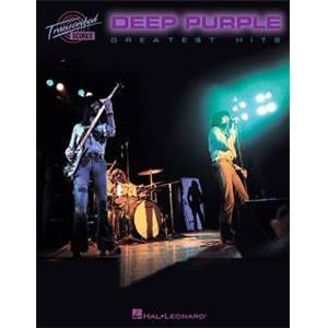 DEEP PURPLE - GREATEST HITS SCORE