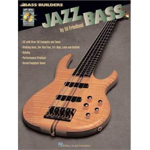 FRIEDLAND ED - JAZZ BASS + CD