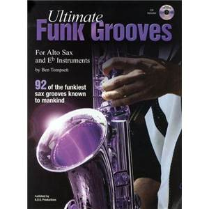 GORDON ANDREW D. - ULTIMATE FUNK GROOVES EB + CD