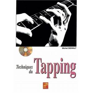 SIGWALT M. - TECHNIQUES DU TAPPING METHODE GUITARE + CD