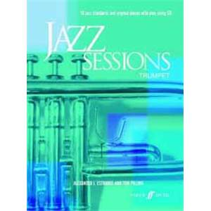COMPILATION - JAZZ SESSIONS 10 JAZZ STANDARDS TROMPETTE+ CD